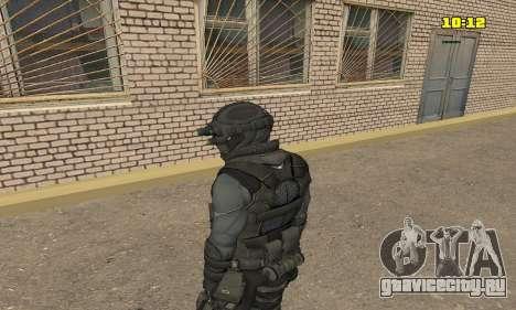 Арчер из игры Splinter Cell Conviction для GTA San Andreas второй скриншот