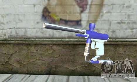 Paintball Gun для GTA San Andreas