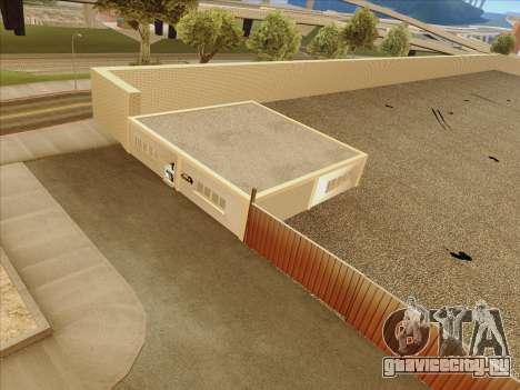 Обновленные текстуры школы вождения для GTA San Andreas пятый скриншот