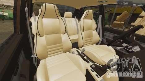 BMW 535is E28 Sharkie для GTA 4 вид сверху