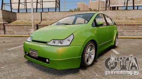 Karin Dilettante new wheels для GTA 4