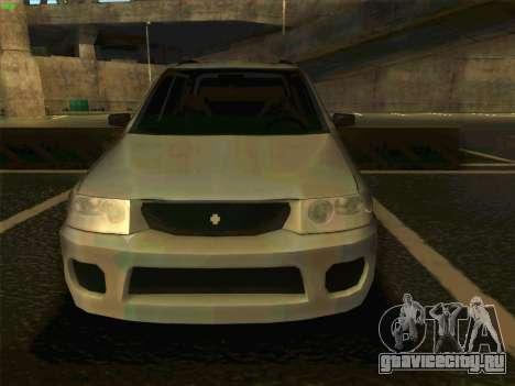 Mazda Demio 1998 для GTA San Andreas вид справа