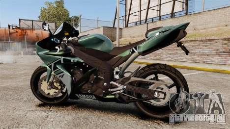 Yamaha R1 RN12 [Update] для GTA 4 вид слева