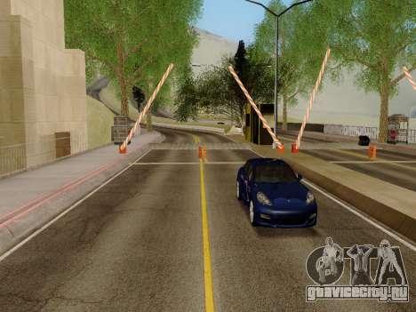 Таможня SF-LV для GTA San Andreas пятый скриншот