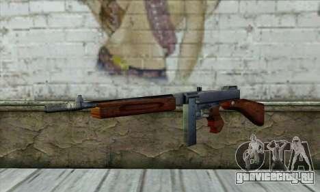 Thompson M1 для GTA San Andreas