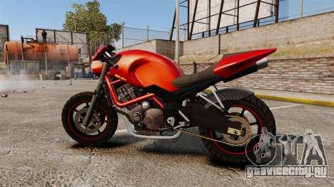 GTA V Pegassi Ruffian [Update] для GTA 4 вид слева
