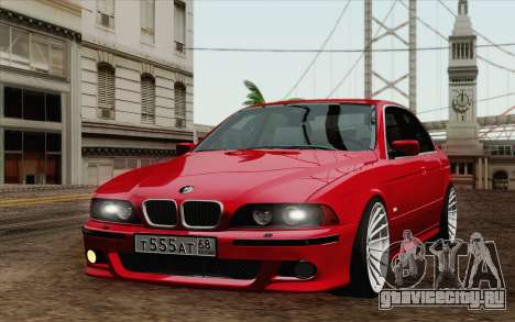 BMW M5 E39 2003 для GTA San Andreas
