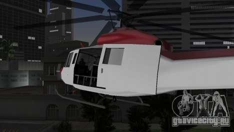 Bell HH-1D для GTA Vice City вид справа