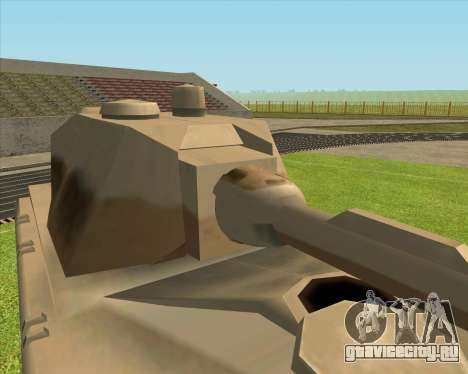 Rhino tp.Mouse для GTA San Andreas вид слева
