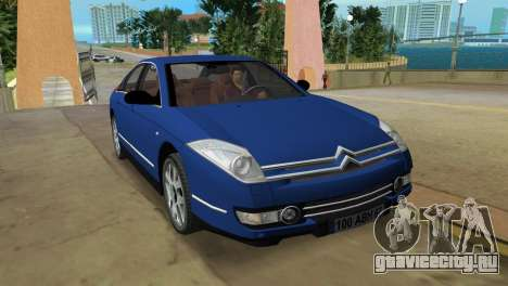 Citroen C6 для GTA Vice City
