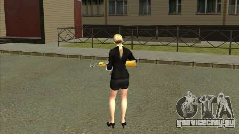 Stella Romani для GTA San Andreas второй скриншот