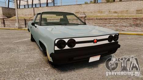 GTA V Cheval Picador для GTA 4
