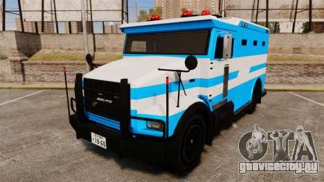 Enforcer Japanese Police [ELS] для GTA 4