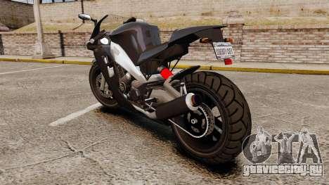 GTA V Nagasaki Carbon RS [Update] для GTA 4 вид справа