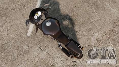GTA V Nagasaki Carbon RS [Update] для GTA 4 вид сзади слева