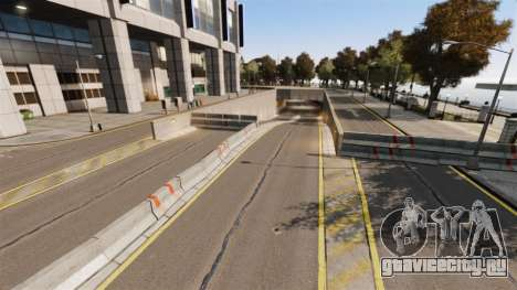 Нелегальный уличный дрифт-трек для GTA 4 восьмой скриншот