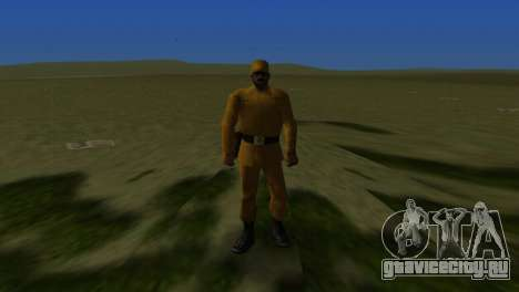 Афганский солдат для GTA Vice City четвёртый скриншот