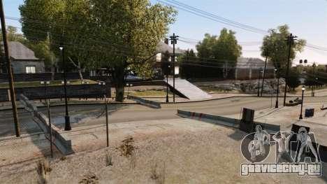 Ралли-трек для GTA 4