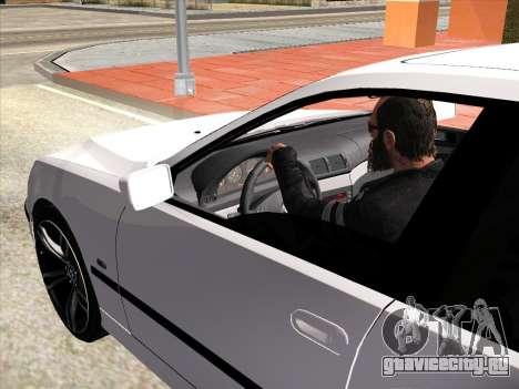 BMW 530d E39 для GTA San Andreas вид сбоку