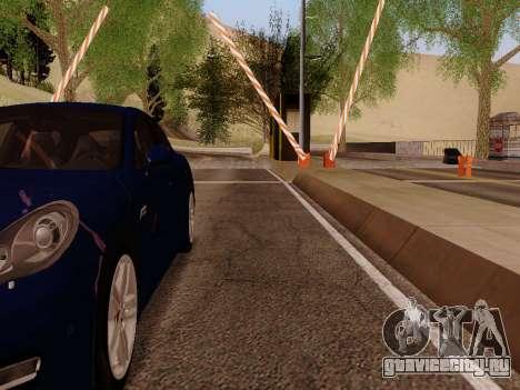 Таможня SF-LV для GTA San Andreas четвёртый скриншот