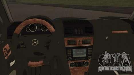 Mercedes-Benz G63 AMG 6X6 для GTA San Andreas вид сбоку