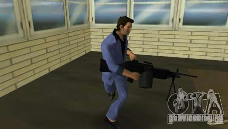 M249 из Battlefield 2 для GTA Vice City четвёртый скриншот