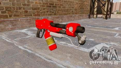 Огнемёт MX-295 для GTA 4