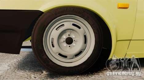 ВАЗ-21099 Лада Спутник для GTA 4 вид сзади