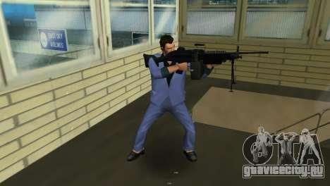 M249 из Battlefield 2 для GTA Vice City
