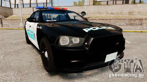 Dodge Charger 2011 Liberty Clinic Police [ELS] для GTA 4
