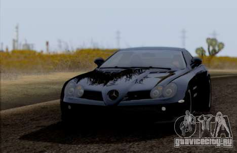 Currently ENB 2.0 для GTA San Andreas десятый скриншот
