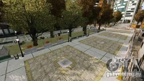 Нелегальный уличный дрифт-трек для GTA 4 двенадцатый скриншот