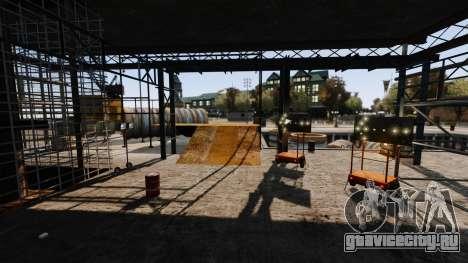 Нелегальный уличный дрифт-трек для GTA 4 одинадцатый скриншот