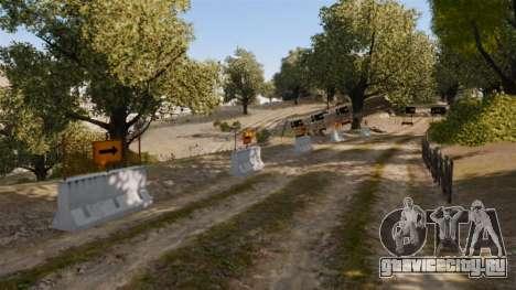 Ралли-трек для GTA 4 второй скриншот