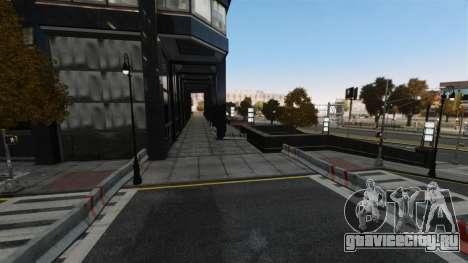 Нелегальный уличный дрифт-трек для GTA 4 пятый скриншот