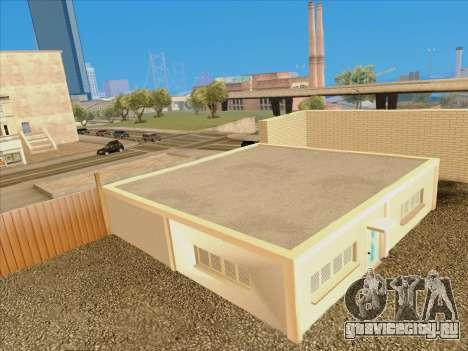 Обновленные текстуры школы вождения для GTA San Andreas четвёртый скриншот