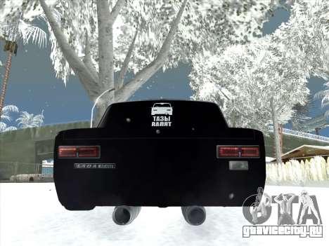 ВАЗ 2101 Tuning Style для GTA San Andreas вид справа