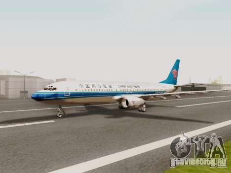 China Southern Airlines Boeing 737-800 для GTA San Andreas
