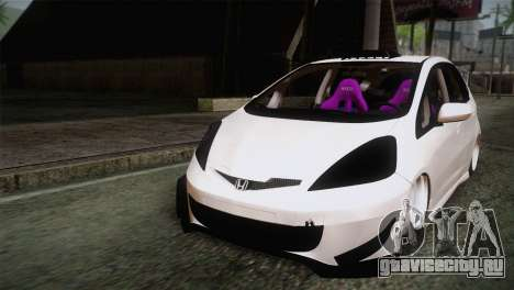 Honda Jazz RS Street Edition для GTA San Andreas