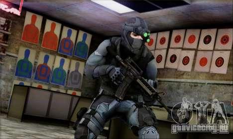 Alfa Team Weapon Pack для GTA San Andreas пятый скриншот