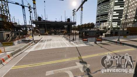 Нелегальный уличный дрифт-трек для GTA 4 десятый скриншот