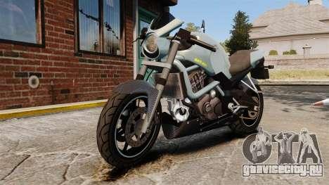 GTA V Pegassi Ruffian для GTA 4