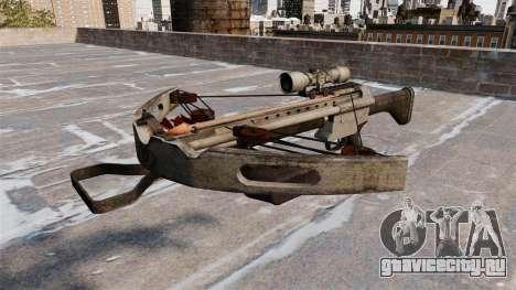 Арбалет для GTA 4 третий скриншот
