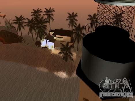 Новый остров v1.0 для GTA San Andreas десятый скриншот