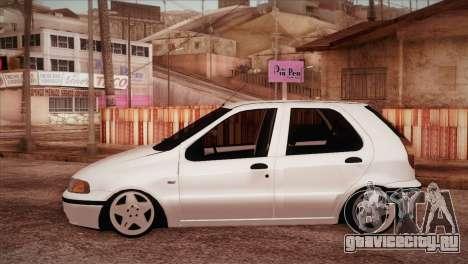 Fiat Palio BKModifiye для GTA San Andreas вид слева