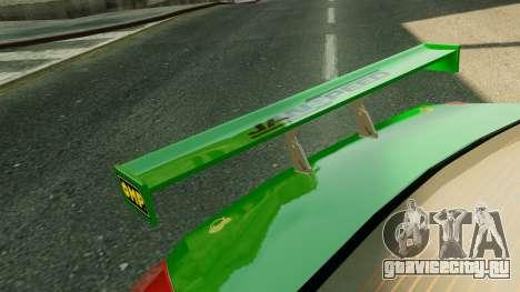 Chevrolet Lacetti для GTA 4 вид справа