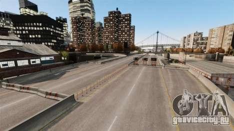 Нелегальный уличный дрифт-трек для GTA 4 шестой скриншот