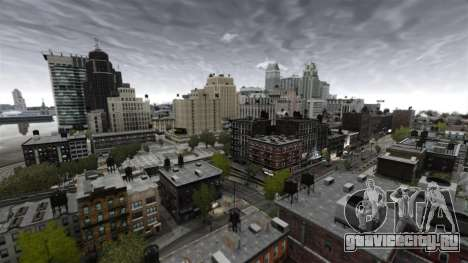 Погода Техаса для GTA 4