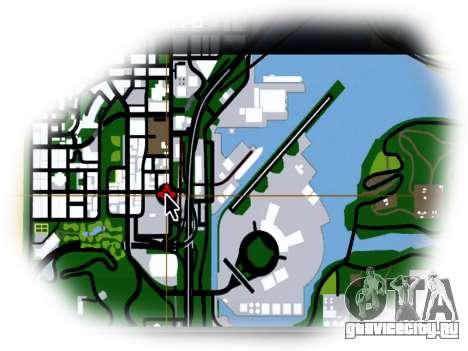 Обновленные текстуры школы вождения для GTA San Andreas шестой скриншот