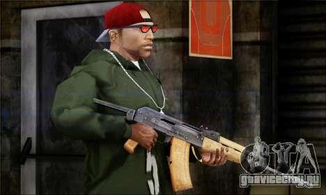 Alfa Team Weapon Pack для GTA San Andreas шестой скриншот